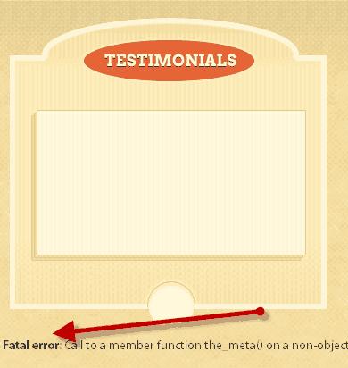 flapps testimonials wordpress landing page