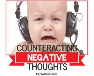 Counteracting Negative Thoughts