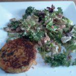 Daily Salad with Tuna & Kale
