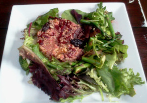 Quinoa Beetroot Salad