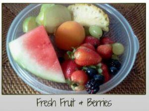 Fresh Fruit & Berries