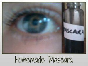Homemade Mascara