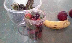 Berry & Grape Smoothie