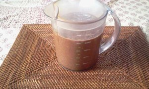 900ml Brown Smoothie