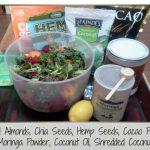 Pineal Gland Health [Food Diary Mar 25]