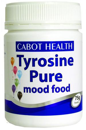 tyrosine_pure_mood_food