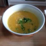 Leftover Veggie Soup
