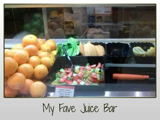 My Fave Juice Bar