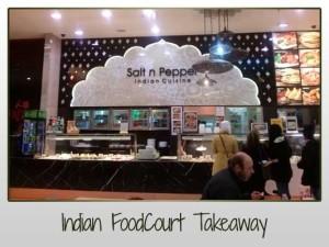 Salt n Pepper Indian Takeaway Foodcourt