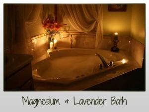 Magnesium & Lavender Bath