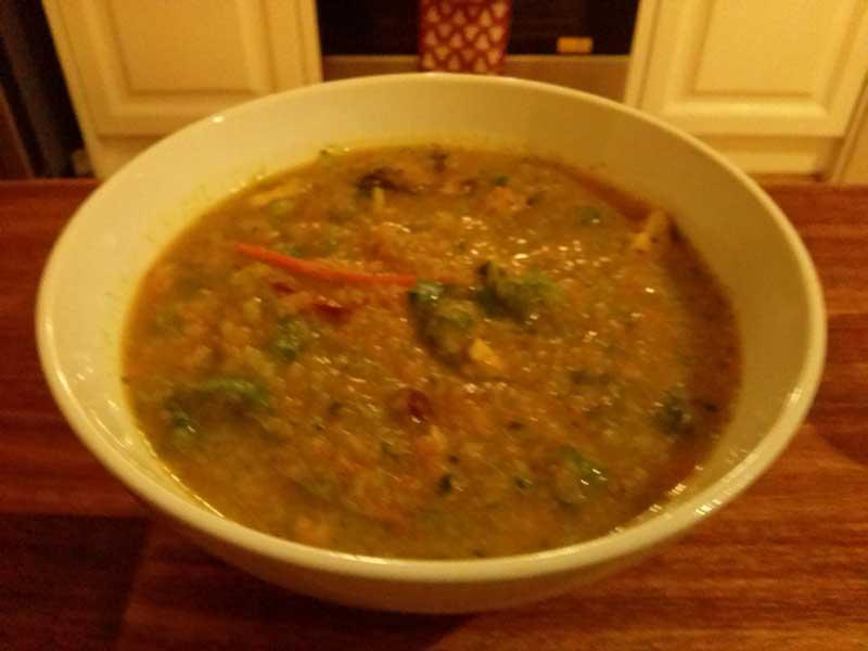 Immune-Boosting Soup