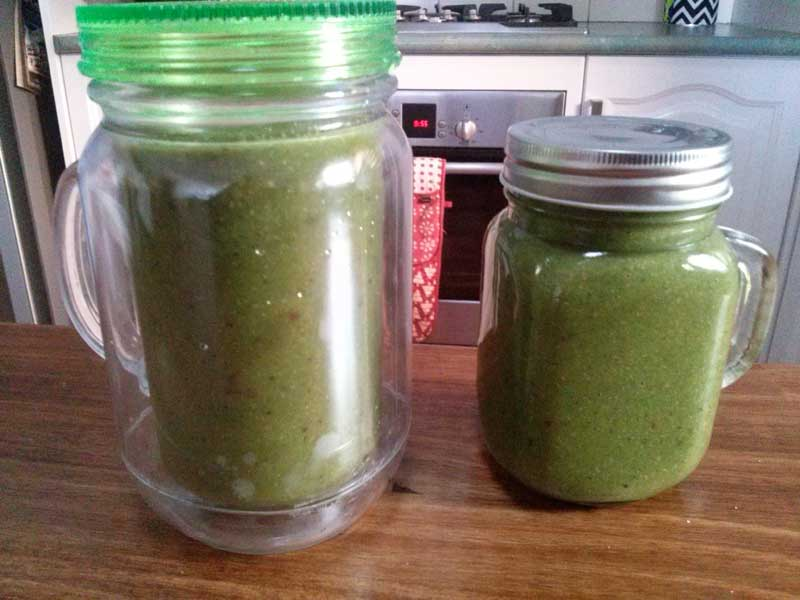 Silverbeet Combo Green Smoothies