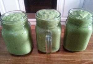 August 4th Green Smoothie