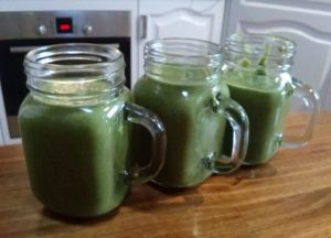 August 11th Green Smoothie