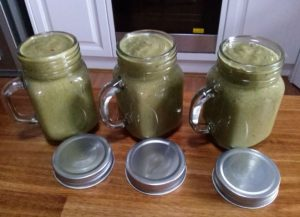 August 13th Green Smoothie