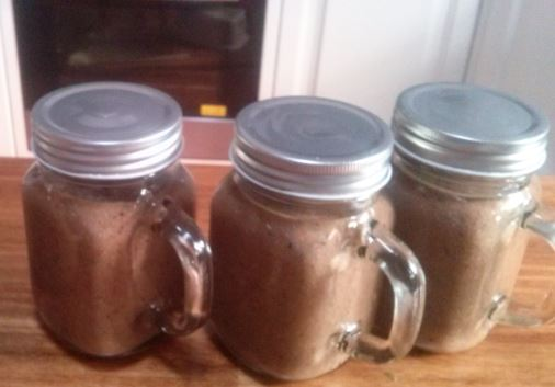 August 23rd Brown Smoothies