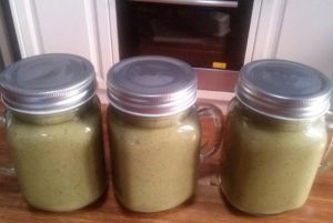 August 26th Green Smoothies
