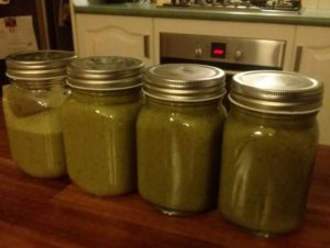 August 28th Green Smoothies