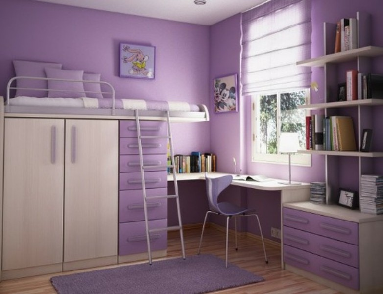 Loft-Beds-With-Desk-To-Save-Kids-Room-Space-14