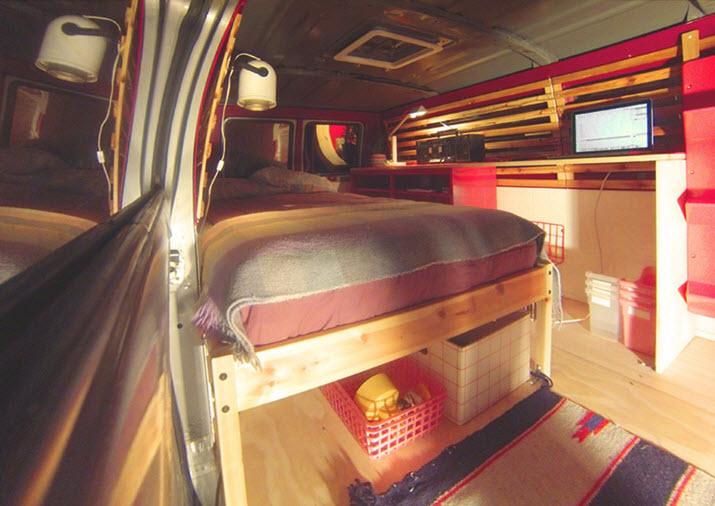 bed-in-van