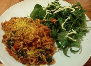 September Meals & Smoothies 2014 [Food Diary]