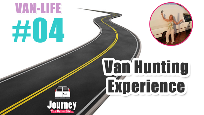 Van Hunting journey & Why I ended up with HomeR – Van-Life #04 [Video]