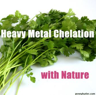 Heavy Metal Chelation (remove toxic heavy metals naturally)