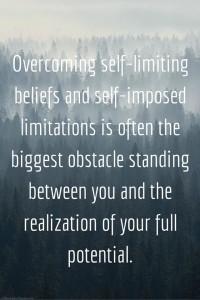 self-limiting-beliefs