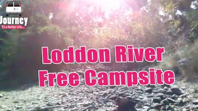 Vaughan Springs & Loddon River Free Campsites