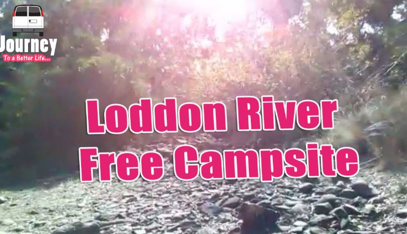 Vaughan Springs & Loddon River Free Campsites