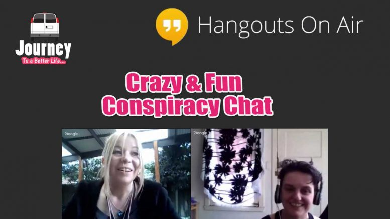 Crazy & Fun Conspiracy Hangout