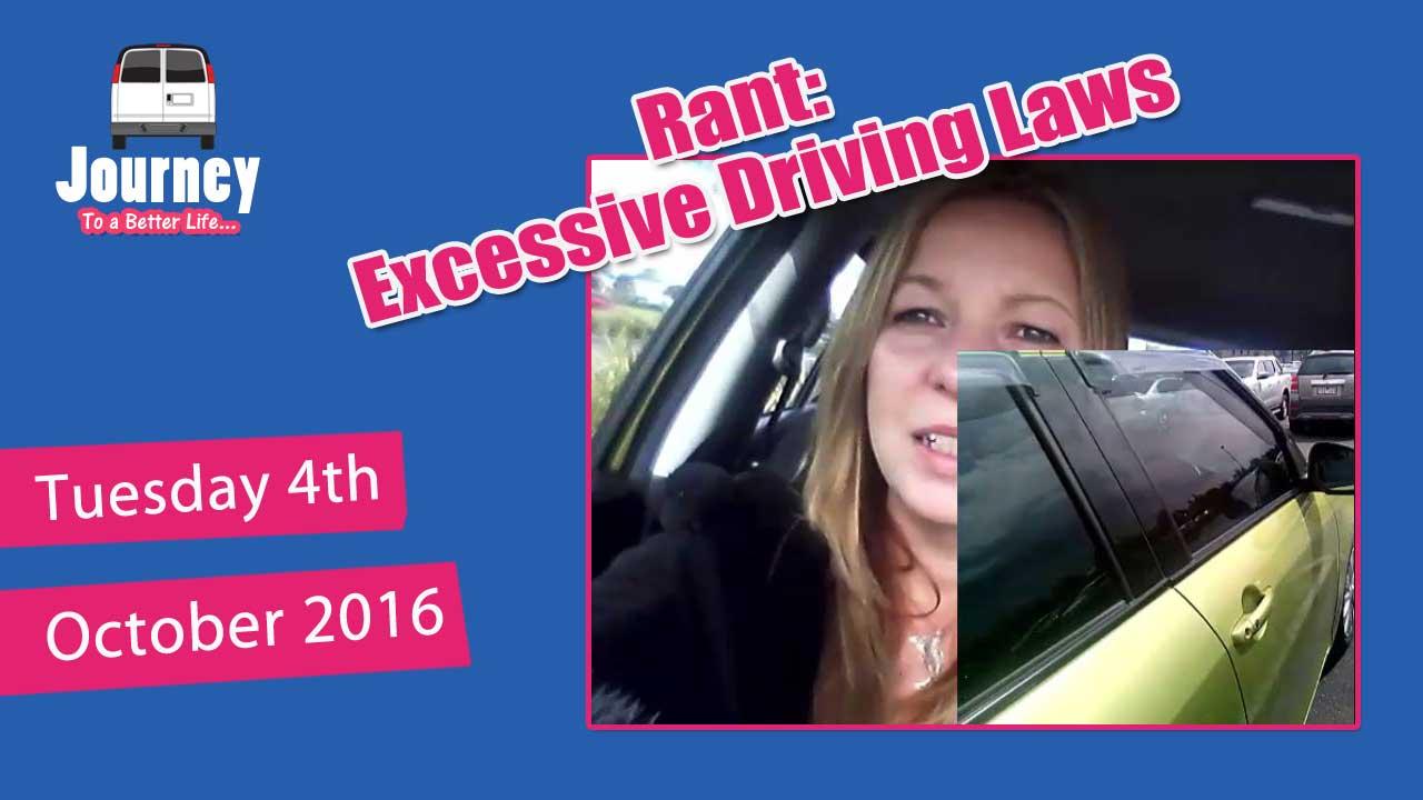 Rant: Oz Car Laws & Broadmeadows