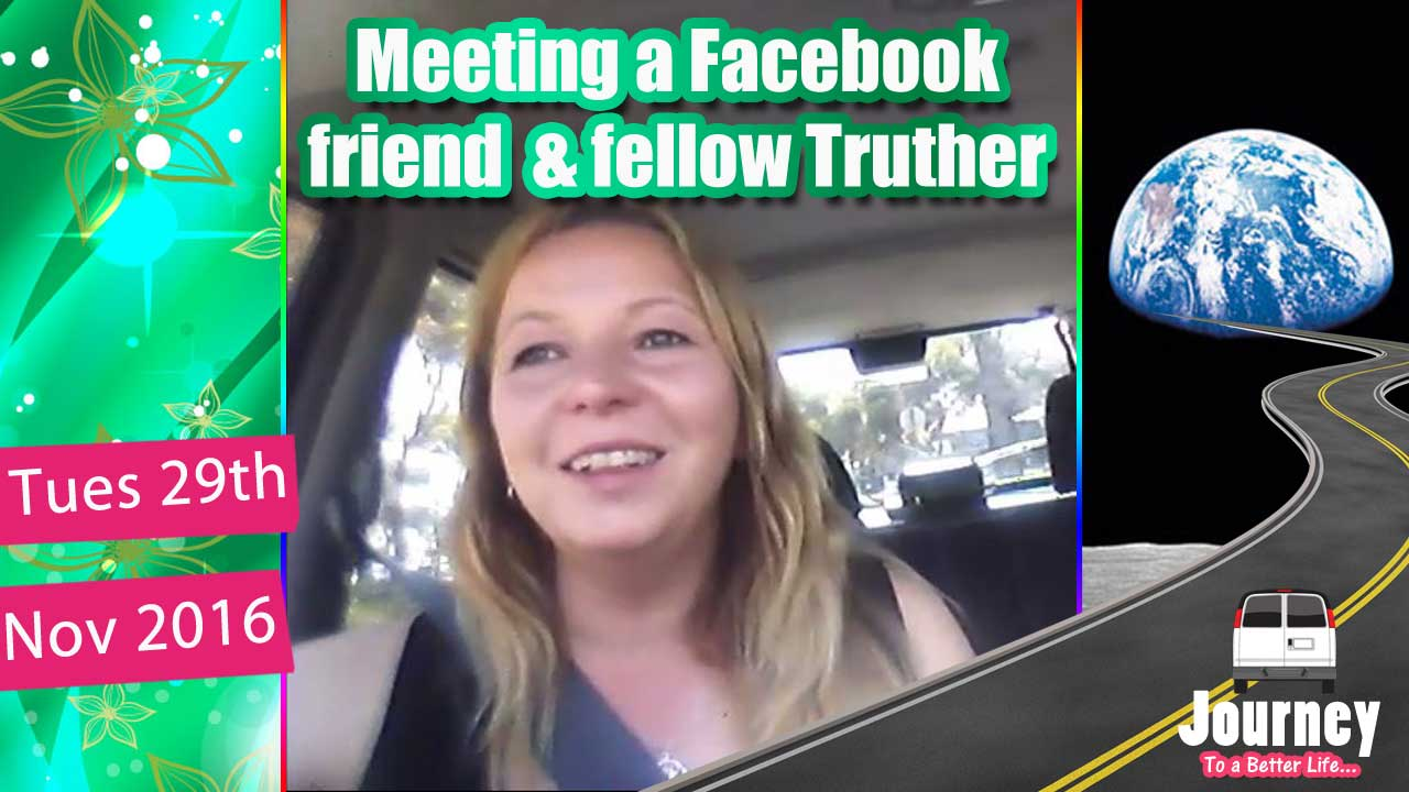 Meeting a fellow truther - ramble