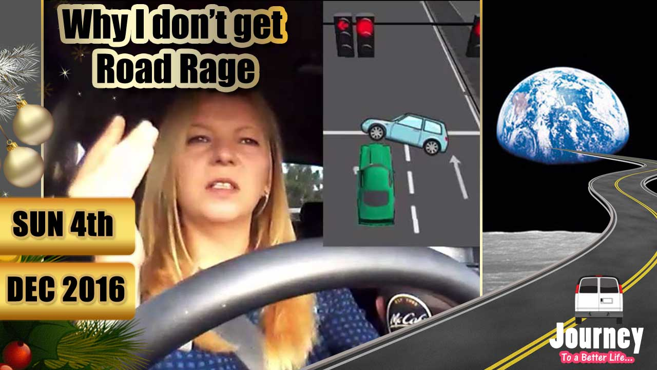 Why I don't get Road Rage