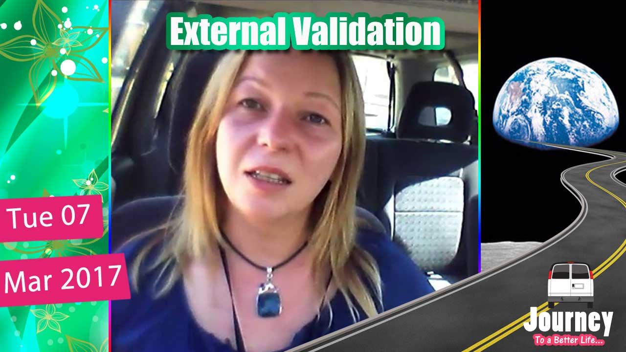 Shadow Work: Overcoming External Validation