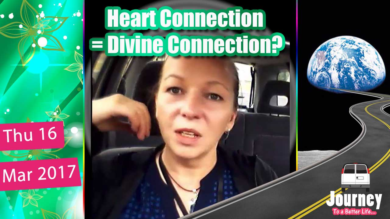 Heart Connection = Divine Connection?