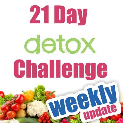 Life Detox Update - Week 2