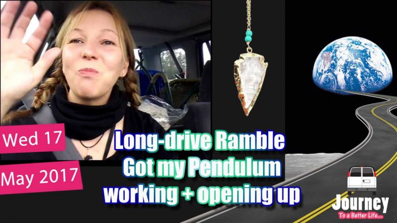 Finally got pendulum to work [Long-drive Ramble]