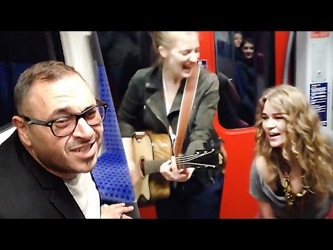 Subway Jam Session - Today's Motivational