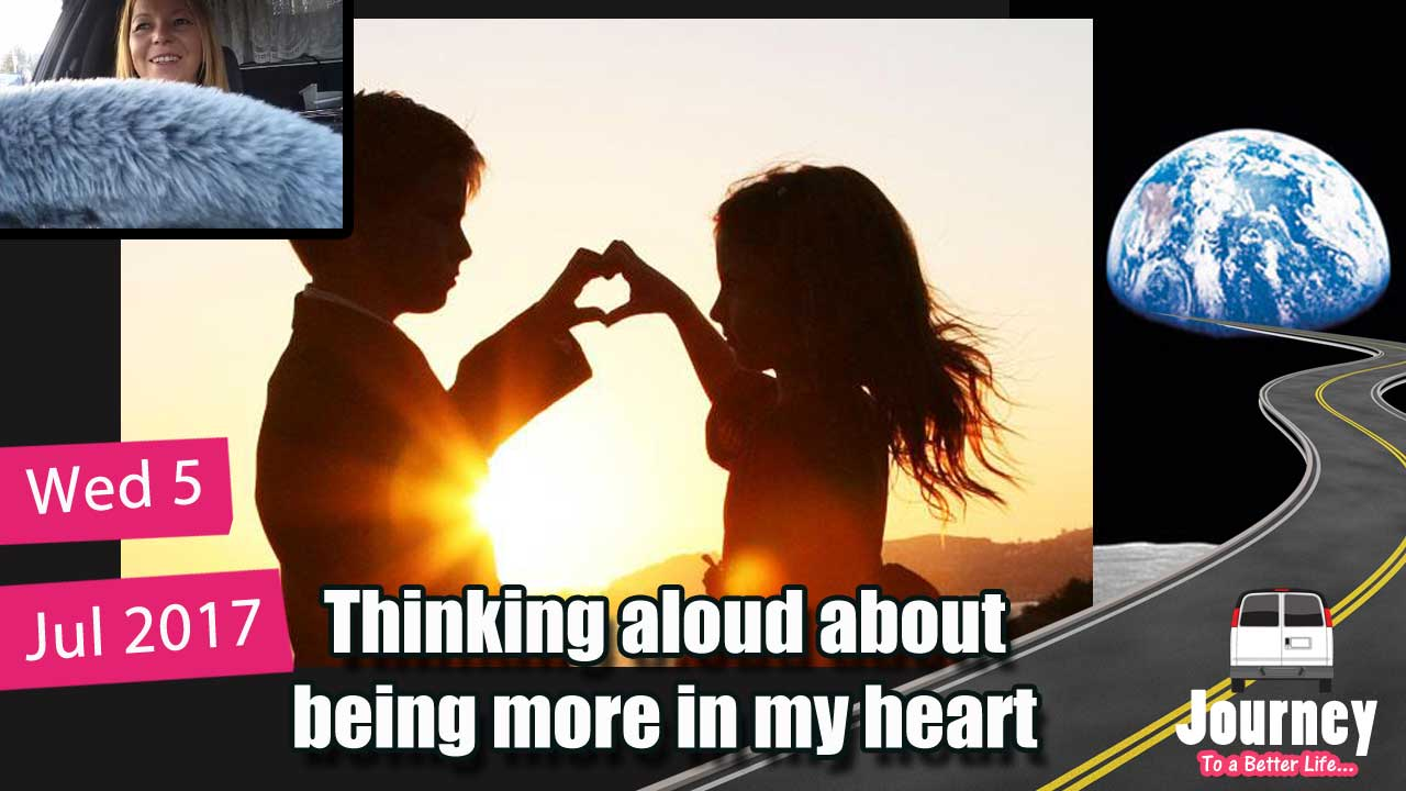 Thinking aloud about being more heart-centred