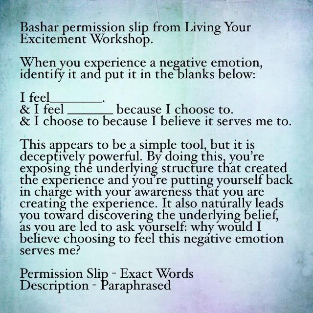 [Bashar] Shedding new light on negative beliefs.