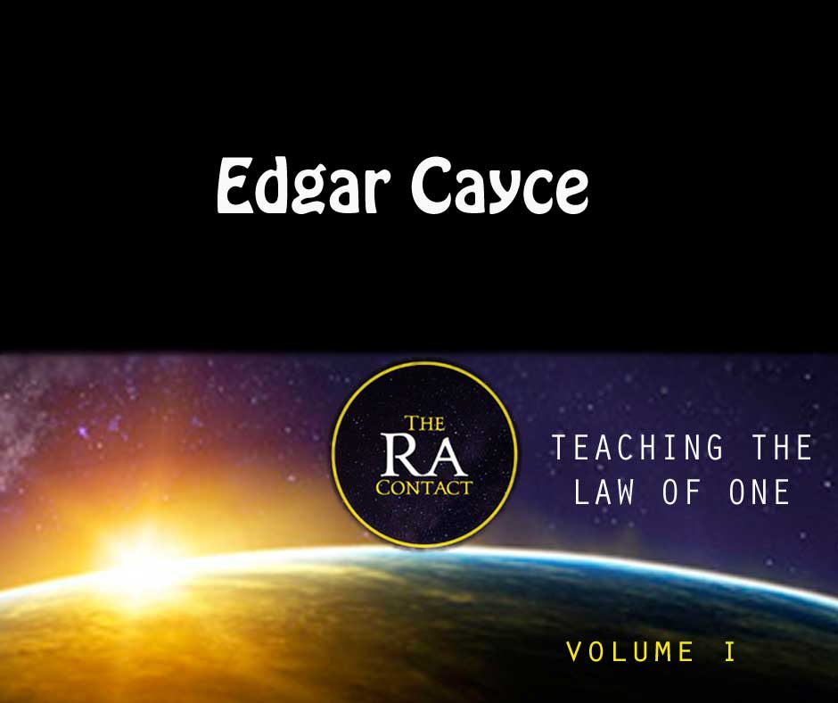 [RA] Edgar Cayce