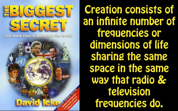 [David Icke] Tuned to the 3rd Dimension