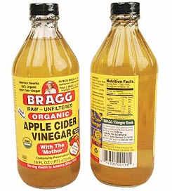 D.I.Y. Conditioner (Apple Cider Vinegar)