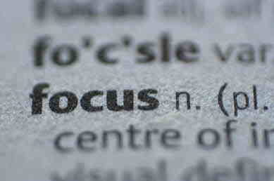 Focus & Gaining Clarity for your desired Goals