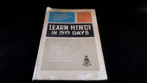 Learn Hindi Through English in 30 Days – A.H.W. Chetna