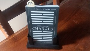 The Little Book of Changes: A Pocket I Ching by Peter Crisp