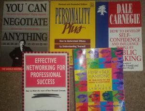 Professional Networking Book Bundle